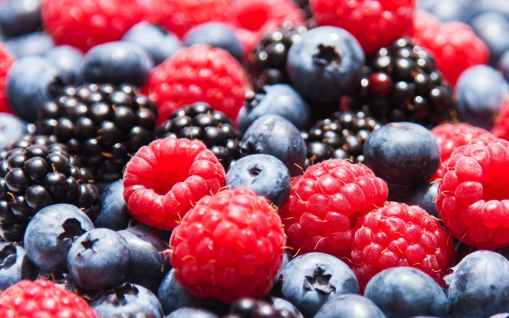 Фасованные ягоды оптом