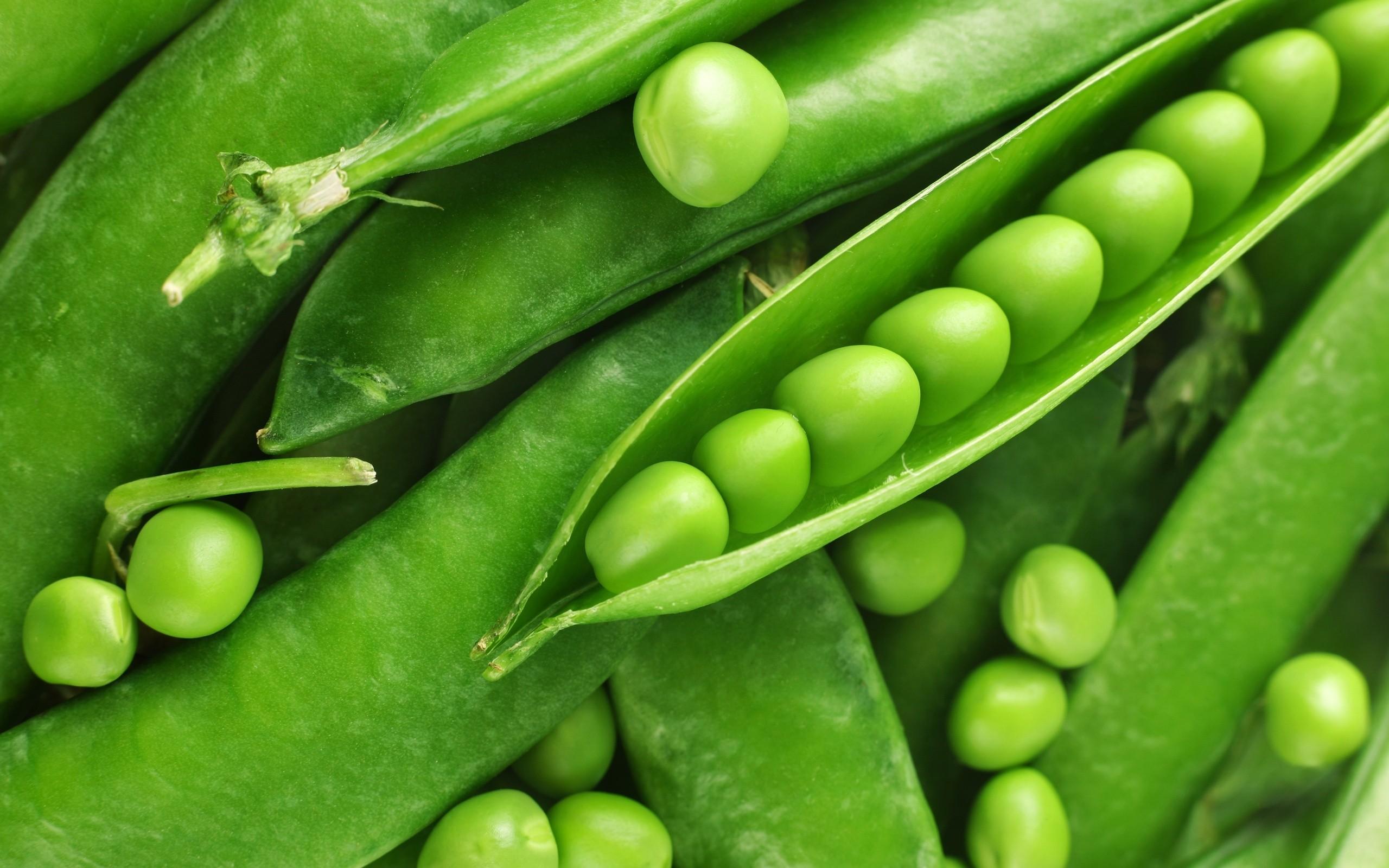 Замороженный зеленый горошек оптом