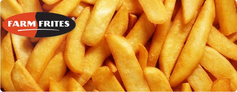 Замороженный картофель «Farm Frites» оптом
