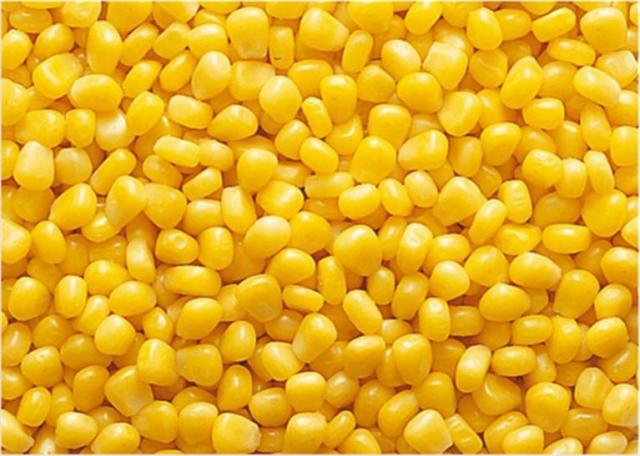Замороженное зерно кукурузы оптом