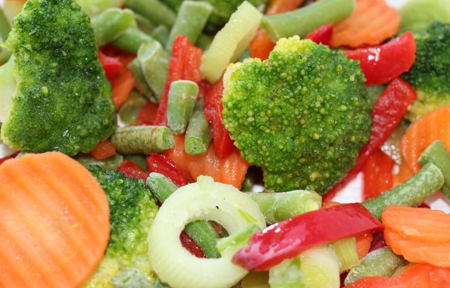 Замороженные овощи для жарки оптом