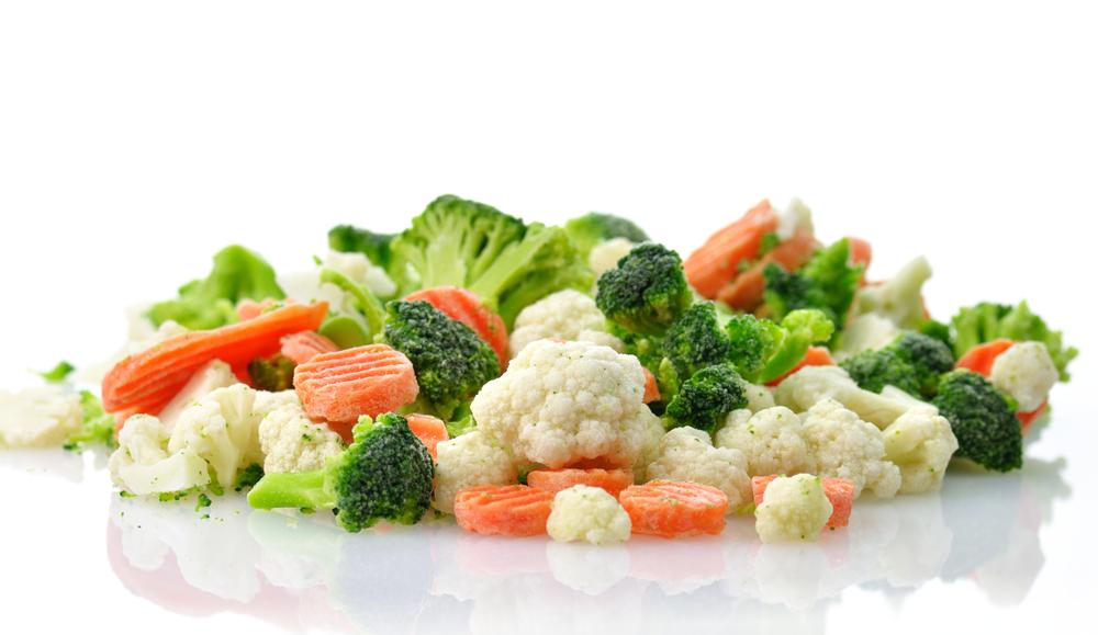 Замороженные овощные смеси оптом